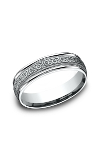 Benchmark Men's Wedding Bands RECF84635814KW04