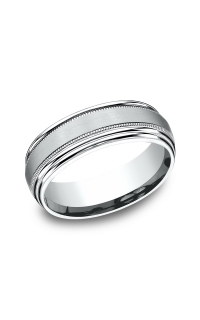 Benchmark Men's Wedding Bands RECF8750414KW04