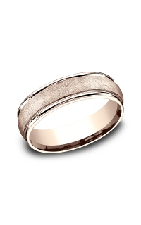 Benchmark Men's Wedding Bands RECF8658514KR04