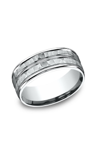 Benchmark Men's Wedding Bands RECF5818514KW04