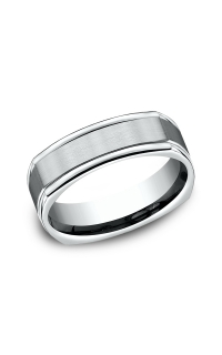 Benchmark Men's Wedding Bands EURECF7702S14KW04