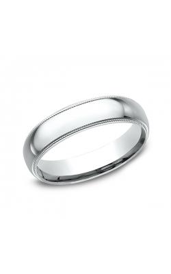 Benchmark Milgrain Standard Comfort Fit Ring LCF35014KW10 product image