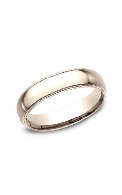 Benchmark Milgrain Standard Comfort Fit Ring LCF35014KR06 product image