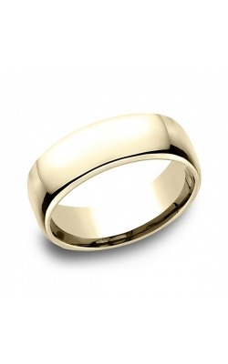 Benchmark European Comfort-Fit Wedding Ring EUCF17518KY06 product image