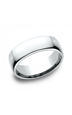Benchmark European Comfort-Fit Wedding Ring EUCF175PD08.5 product image