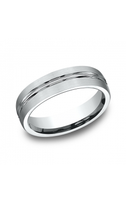 Benchmark Comfort-Fit Design Wedding Band CF5641114KW08.5 product image