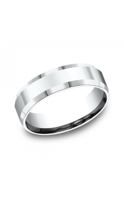 Benchmark Comfort-Fit Design Wedding Band CF6642614KW11.5 product image