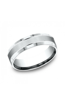 Benchmark Comfort-Fit Design Wedding Band CF6643614KW15 product image
