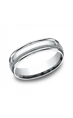 Benchmark Comfort-Fit Design Wedding Band RECF760114KW04.5 product image