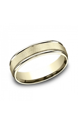 Benchmark Comfort-Fit Design Wedding Band RECF760214KY06.5 product image