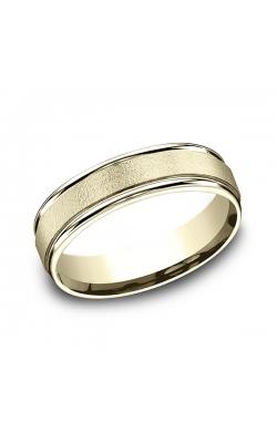 Benchmark Comfort-Fit Design Wedding Band RECF760214KY14.5 product image