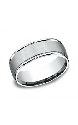 Benchmark Comfort-Fit Design Wedding Band RECF7802S14KW14.5 product image