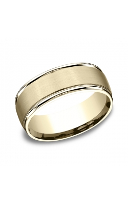 Benchmark Designs Wedding band RECF7802S18KY13.5 product image