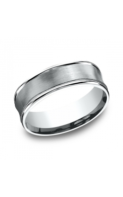 Benchmark Designs Comfort-Fit Design Wedding Band RECF87500PT09.5 product image