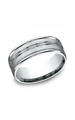 Benchmark Comfort-Fit Design Wedding Band RECF5818014KW13.5 product image