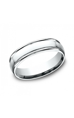 Benchmark Men's Wedding Band RECF7620014KW07.5 product image