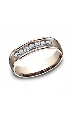 Benchmark Comfort-Fit Diamond Wedding Ring RECF51651614KR14.5 product image