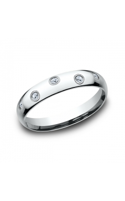 Benchmark Diamonds Comfort-Fit Diamond Wedding Ring CF51413114KW04 product image