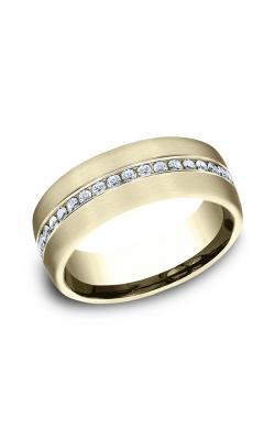 Benchmark Comfort-Fit Diamond Wedding Ring CF71757314KY08 product image