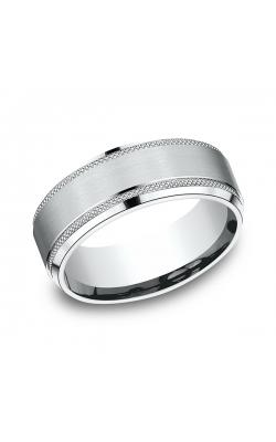 Benchmark Comfort-Fit Design Wedding Band CF6832114KW05.5 product image
