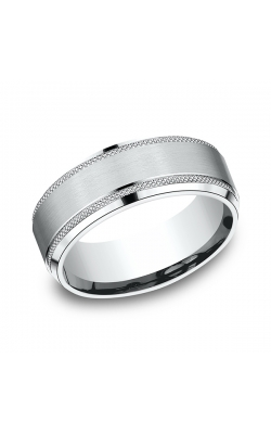 Benchmark Comfort-Fit Design Wedding Band CF6832114KW09.5 product image
