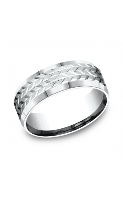 Benchmark Designs Comfort-Fit Design Wedding Band CF6833914KW04 product image