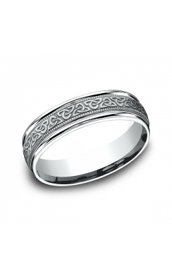 Benchmark Comfort-Fit Design Wedding Band RECF84635814KW07.5 product image