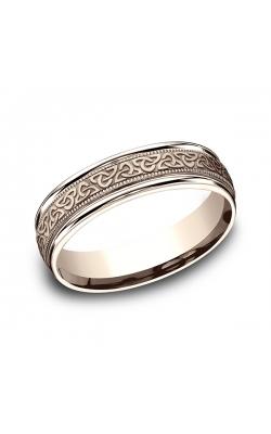 Benchmark Comfort-Fit Design Wedding Band RECF84635814KR09.5 product image
