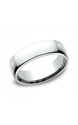 Benchmark European Comfort-Fit Wedding Ring EUCF165PT12 product image