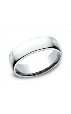 Benchmark European Comfort-Fit Wedding Ring EUCF165PT08 product image