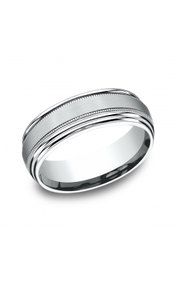 Benchmark Comfort-Fit Design Wedding Ring RECF8750414KW12 product image