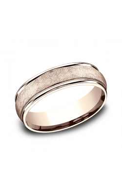 Benchmark Designs Comfort-Fit Design Wedding Ring RECF8658514KR04 product image