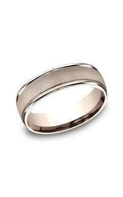 Benchmark Designs Comfort-Fit Design Wedding Ring RECF7747014KR04 product image