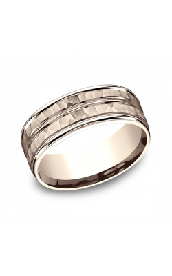 Benchmark Designs Comfort-Fit Design Wedding Ring RECF5818514KR04 product image