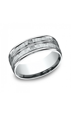 Benchmark Comfort-Fit Design Wedding Ring RECF5818514KW14 product image