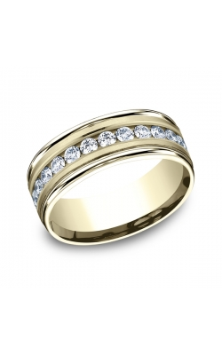 Benchmark Diamonds Wedding band RECF51851618KY10.5 product image