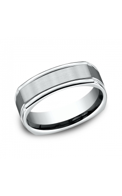 Benchmark Men's Wedding Band EURECF7702S14KW04 product image