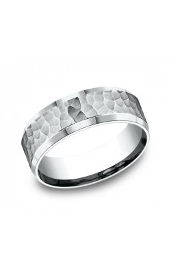 Benchmark Comfort-Fit Design Wedding Ring CF8750914KW10.5 product image