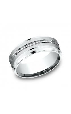 Benchmark Comfort-Fit Design Wedding Ring CF6848414KW13 product image