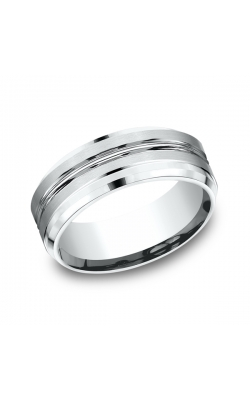 Benchmark Comfort-Fit Design Wedding Ring CF6848414KW13.5 product image