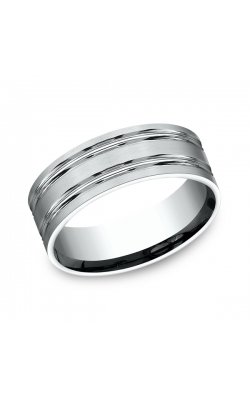 Benchmark Comfort-Fit Design Wedding Ring CF6842314KW13.5 product image
