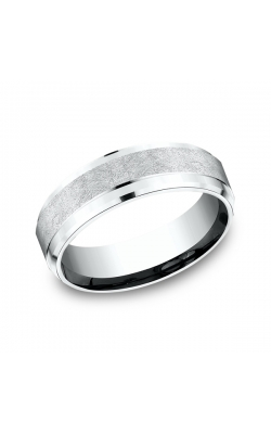 Benchmark Comfort-Fit Design Wedding Ring CF6793114KW08.5 product image