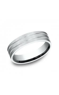 Benchmark Comfort-Fit Design Wedding Ring CF6633414KW11.5 product image