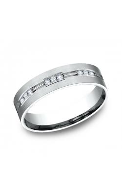 Benchmark Comfort-Fit Diamond Wedding Band CF52653314KW08 product image