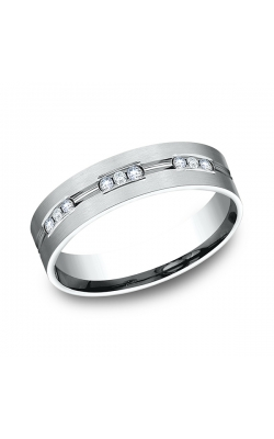 Benchmark Comfort-Fit Diamond Wedding Band CF52653314KW08.5 product image