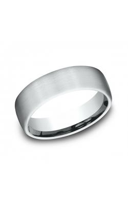 Benchmark Comfort-Fit Design Wedding Band CF71656114KW07.5 product image