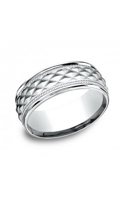 Benchmark Comfort-Fit Design Wedding Band CF15804014KW10.5 product image