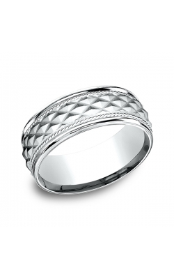 Benchmark Comfort-Fit Design Wedding Band CF15804014KW11 product image