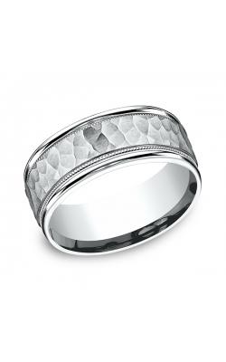Benchmark Comfort-Fit Design Wedding Band CF15830914KW07.5 product image