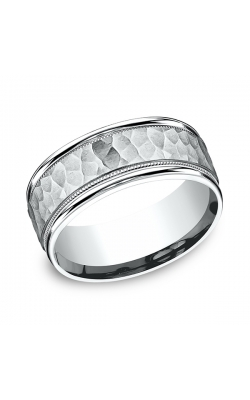 Benchmark Comfort-Fit Design Wedding Band CF15830914KW14.5 product image